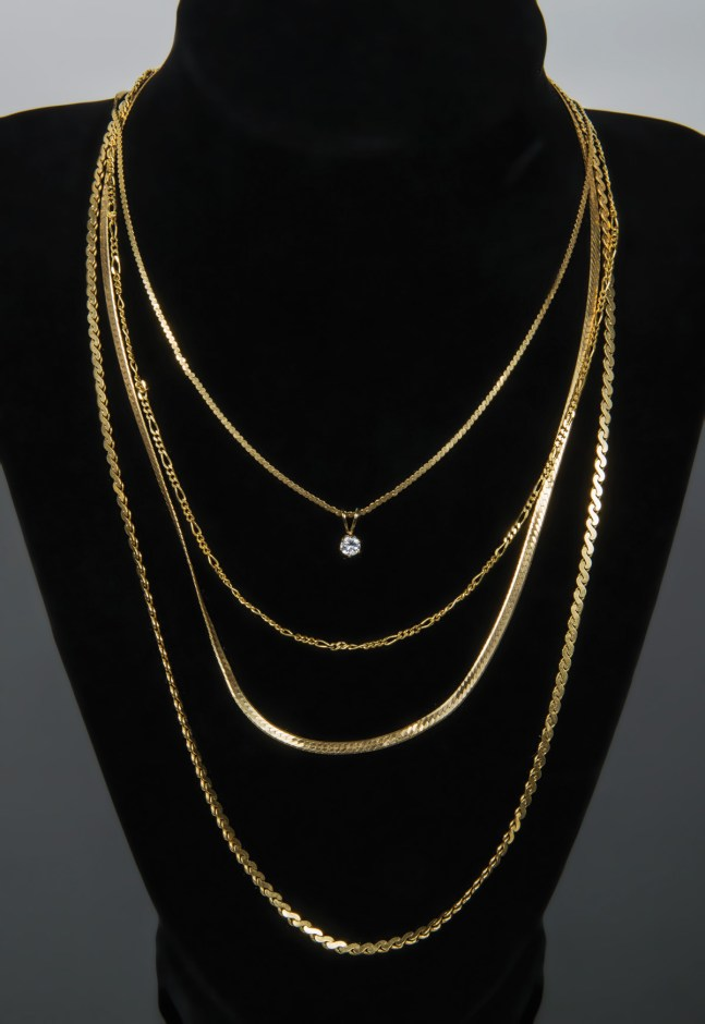 Necklaces and Pendant