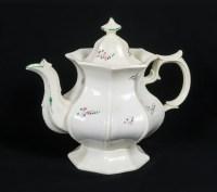 Staffordshire Teapot