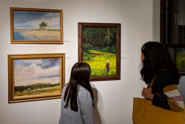 Willits Center for the Arts shows California Landscapes in