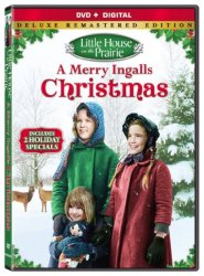 Little House on Prairie- Merry Ingalls Christmas