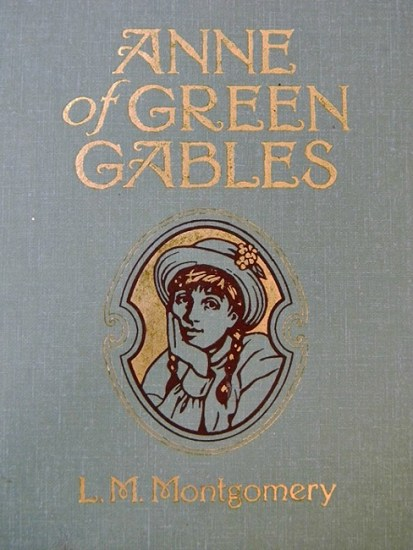 Anne of Green gables vintage