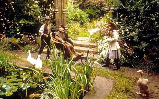 from the secret garden archibald craven - Secret Garden Movie