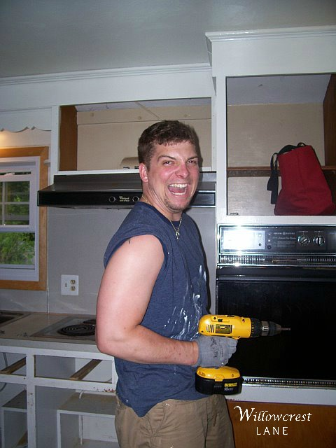 Willowcrest inside kitchen Tom 2008