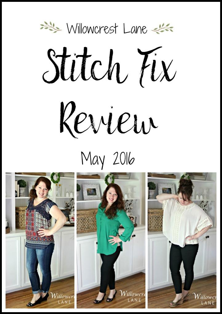 Willowcrest Lane Stitch Fix Review