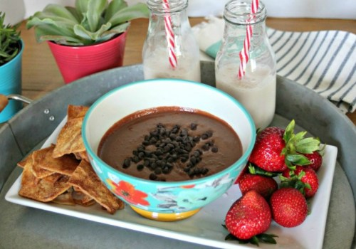 willowcrest lane brownie batter hummus