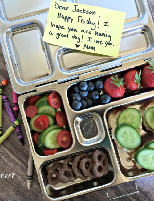 Packing Healthy Back-to-School Lunches: ...