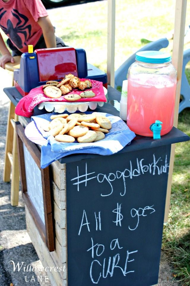 willowcrest lane lemonade stand