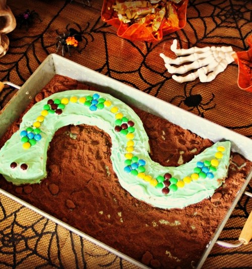 Easy, No-Bake Halloween Treat