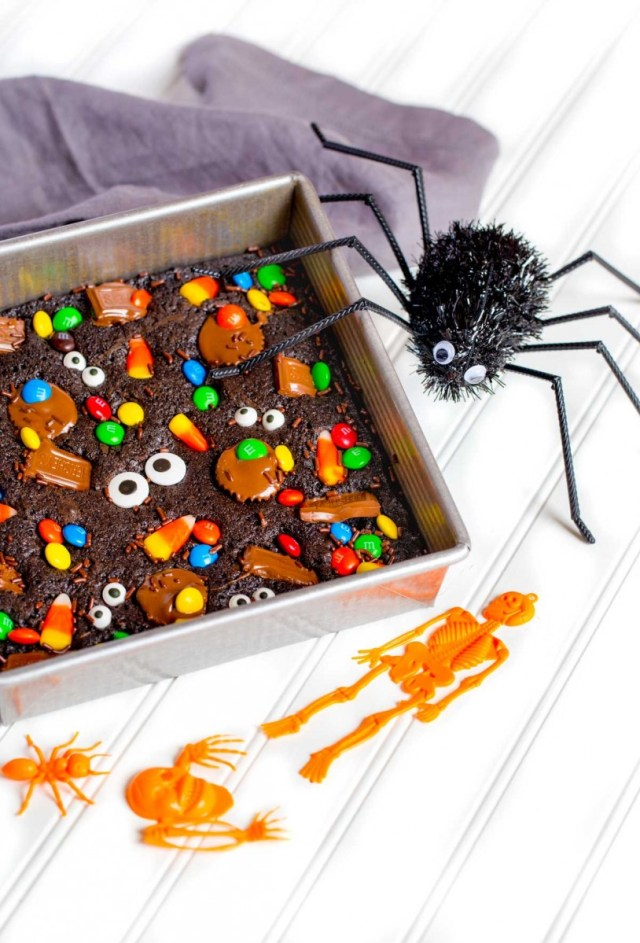Fun halloween treats for the whole family