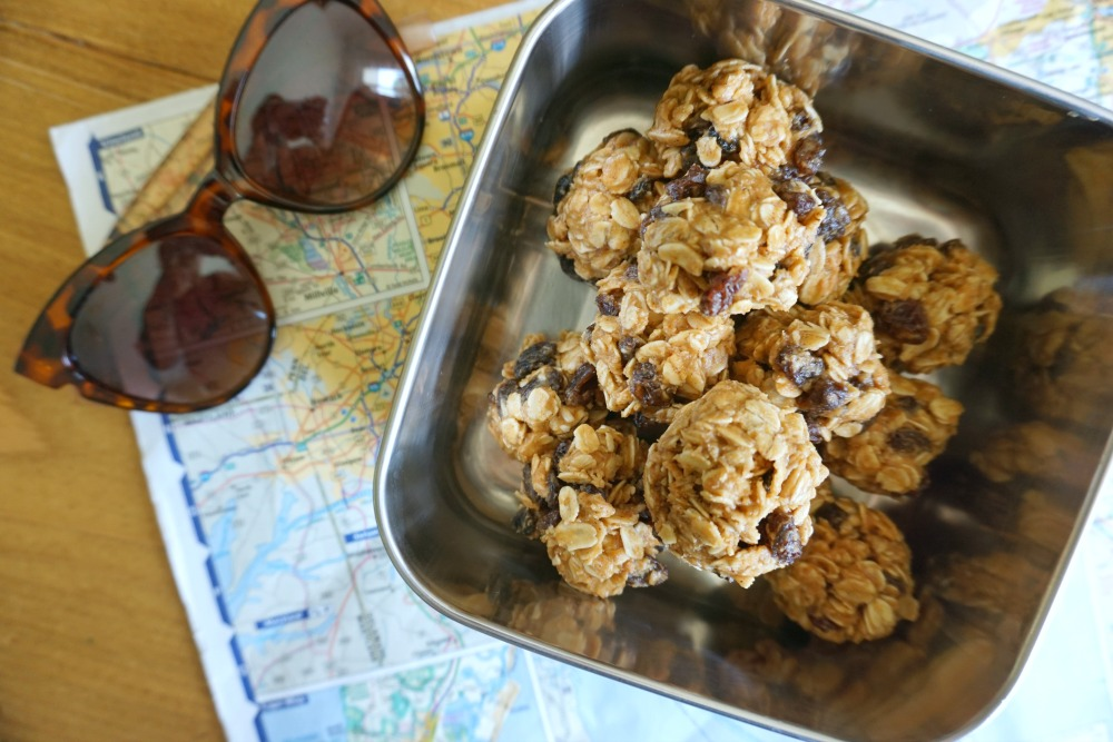 Oatmeal cookie energy bites and the new 100 days of real food on a real food on a budget easy healthy and cost effective recipes forumfinder Choice Image