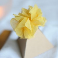 Gift Wrap #16: Pyramid Packages