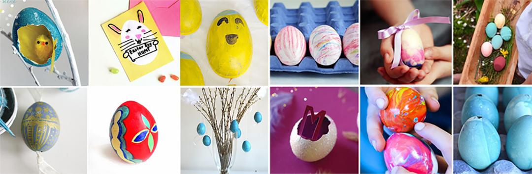 Floral bunnies willowday 1 dozen egg ideas here negle Choice Image