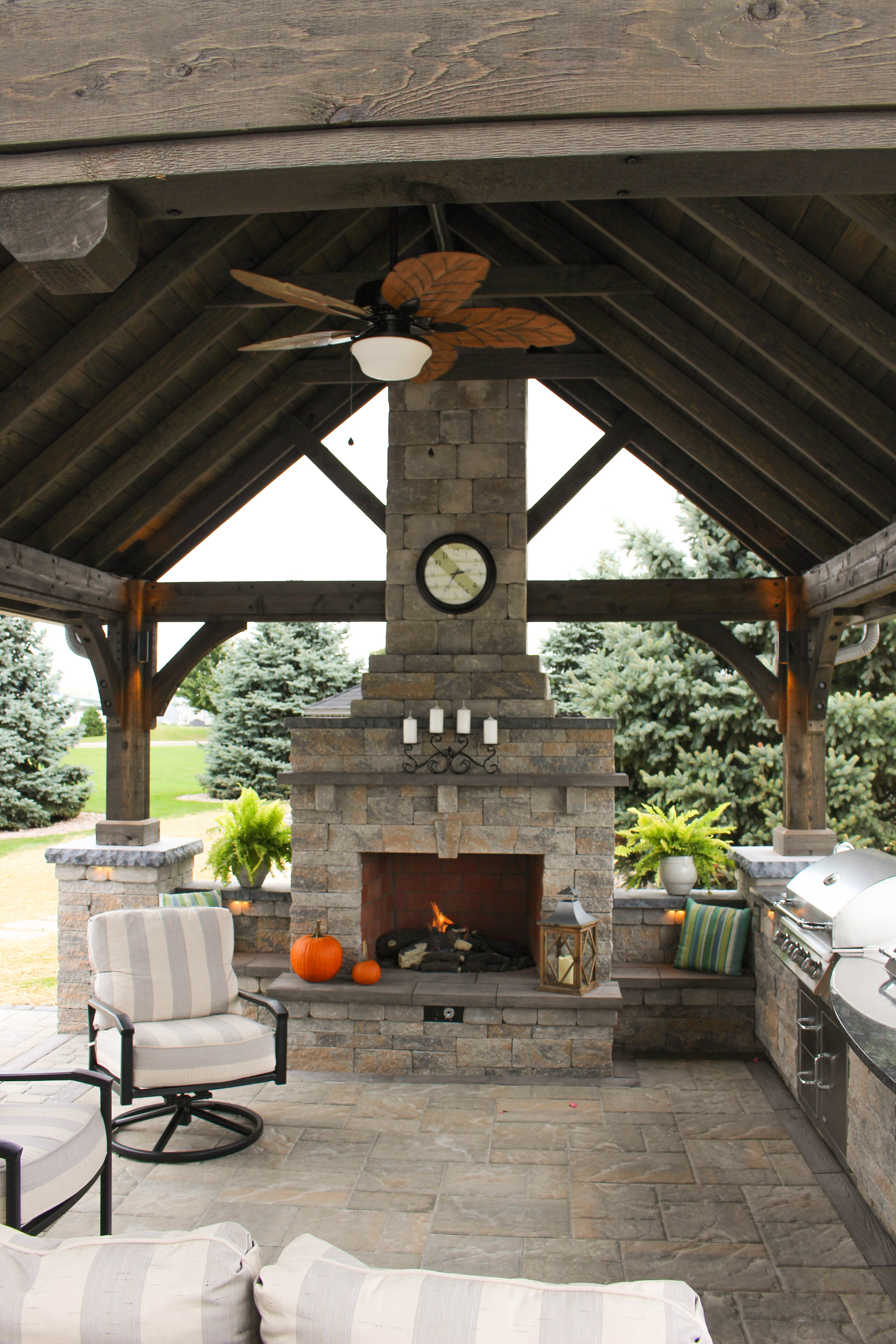 Outdoor Patio with Pavilion | See the Photos and Get a ... on Outdoor Patio Pavilion id=72430