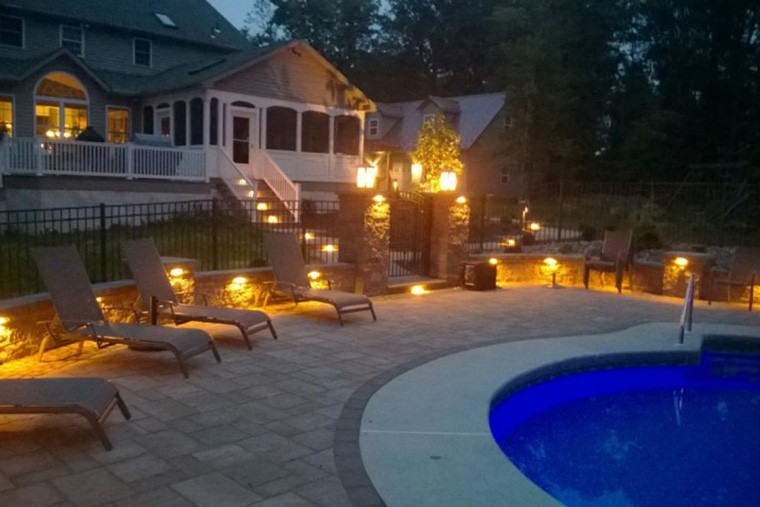Five Unique Hardscape Ideas to make Your Outdoor Living ... on Backyard Hardscape Ideas  id=17309