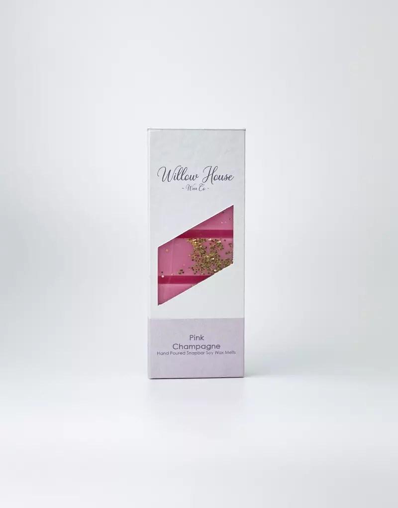 Pink Champagne Snap Bar
