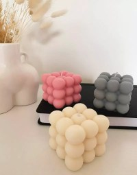 Bubble Candle Collection