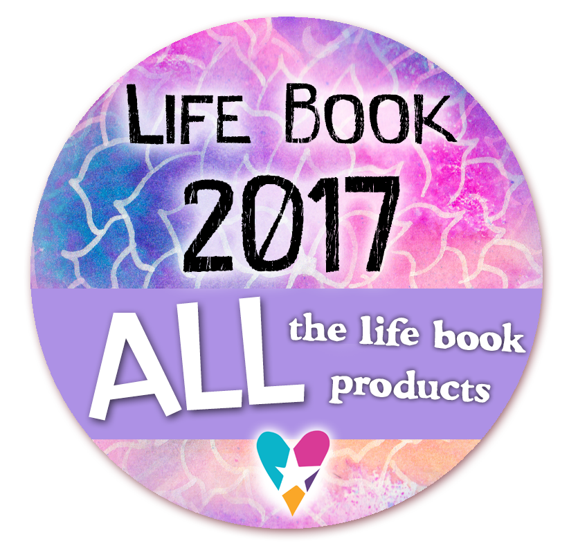 LB2017 ALL (the life book products) for total and complete Life Book junkies! :))