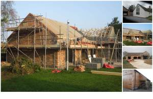 barn conversion renovation burton swadlincote derbyshire