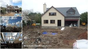 self build house staffordshire