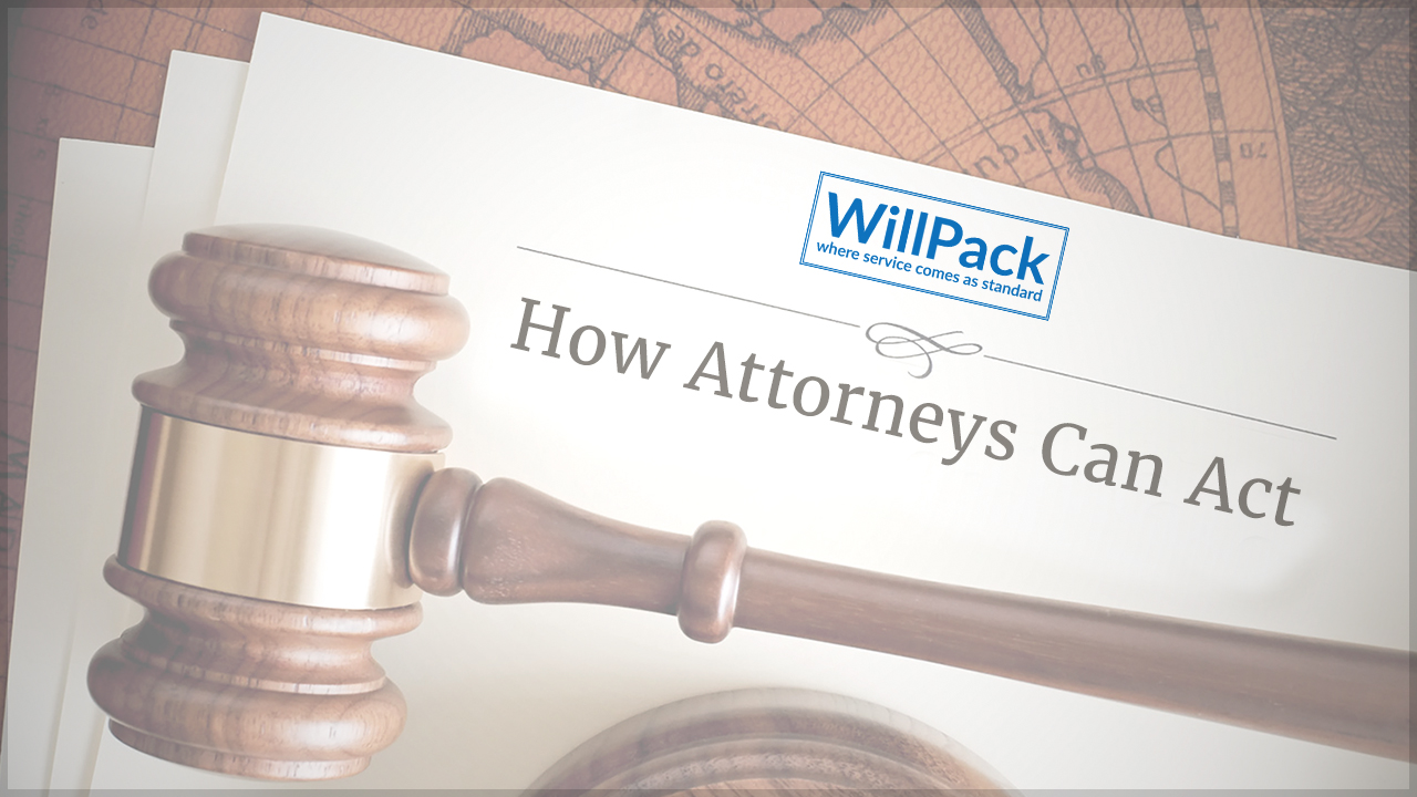 How Attorneys Can Act