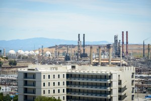 Chevron's Richmond refinery
