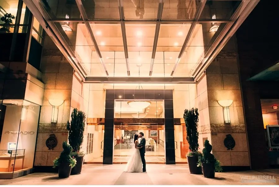 Terminal City Club Wedding Will Pursell Photo