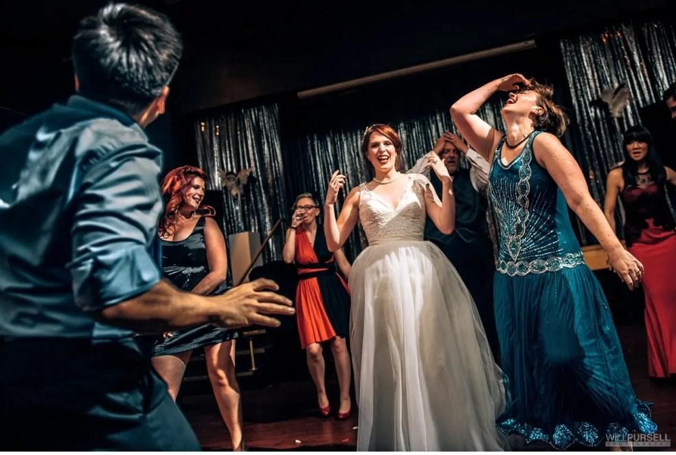 the metro hall wedding