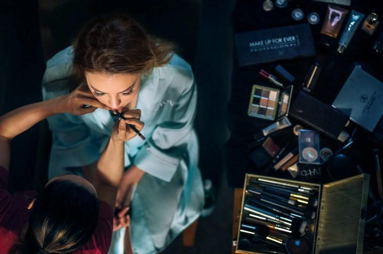 whistler makeup artist