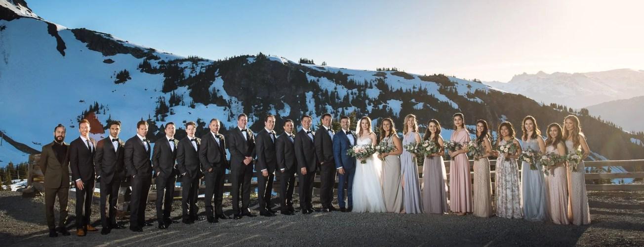 wedding whistler