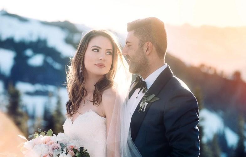 whistler winter wedding