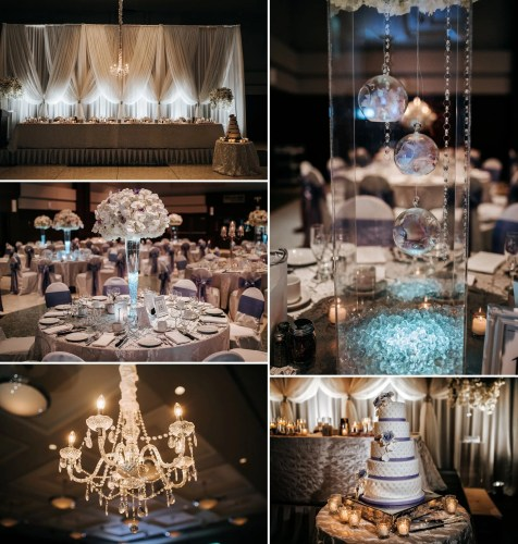 Wedding details Italian Cultural Centre