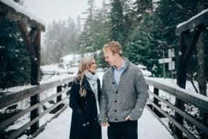 whistler wedding snow
