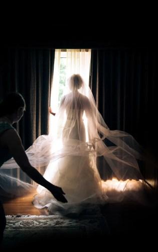 wedding dress whistler
