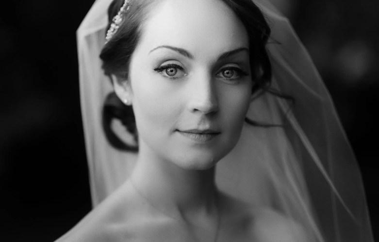 bridal headshot whistler