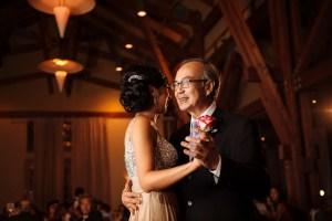 wedding venues with wood beams