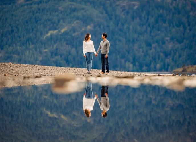 017 - engagement session harrison lake