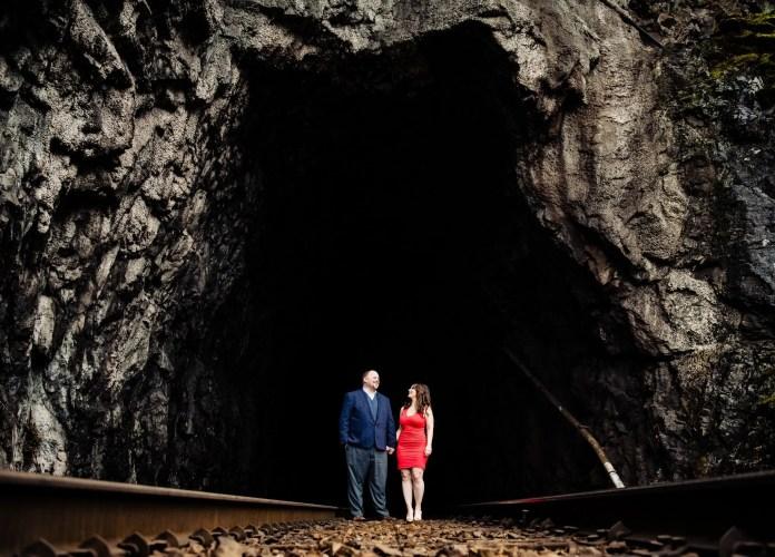 002 - cave engagement photos