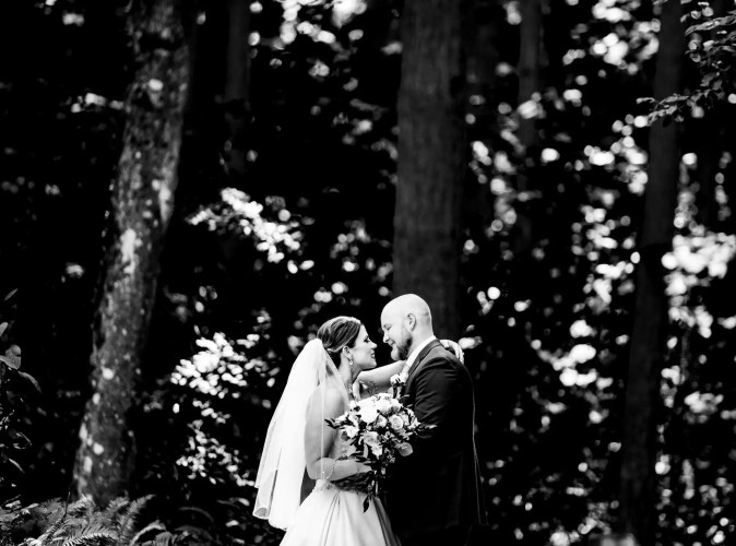 009 - wedding forest vancouver
