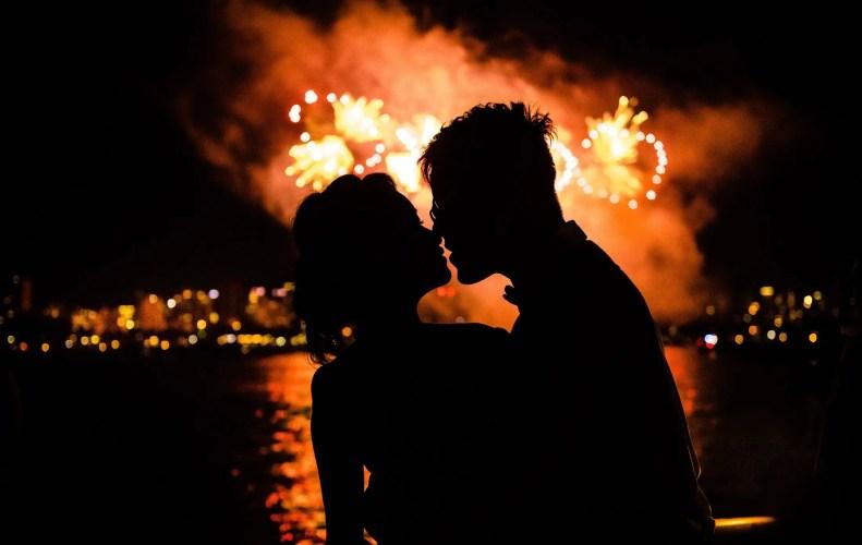 043 - fireworks wedding photos vancouver
