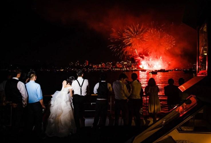 044 - vancouver fireworks wedding photos
