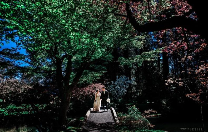 002 - vancouver garden wedding photos