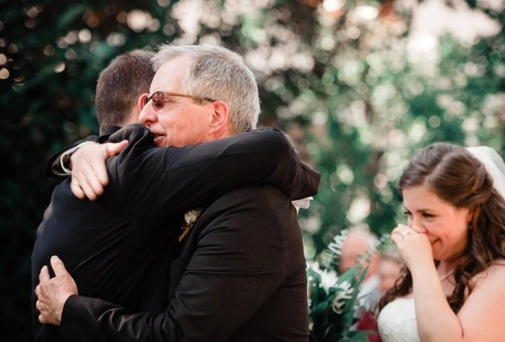 019 - emotional dad wedding photo