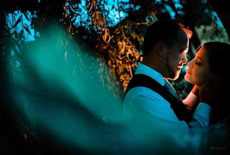 026 - unique lighting wedding fraser valley