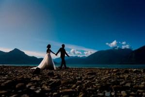 005 - mountain ocean pre wedding photography