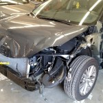 Corolla Rear Ended