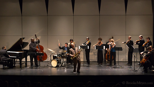 Jazz Fellowship with the Belgium Chamber Orchestra