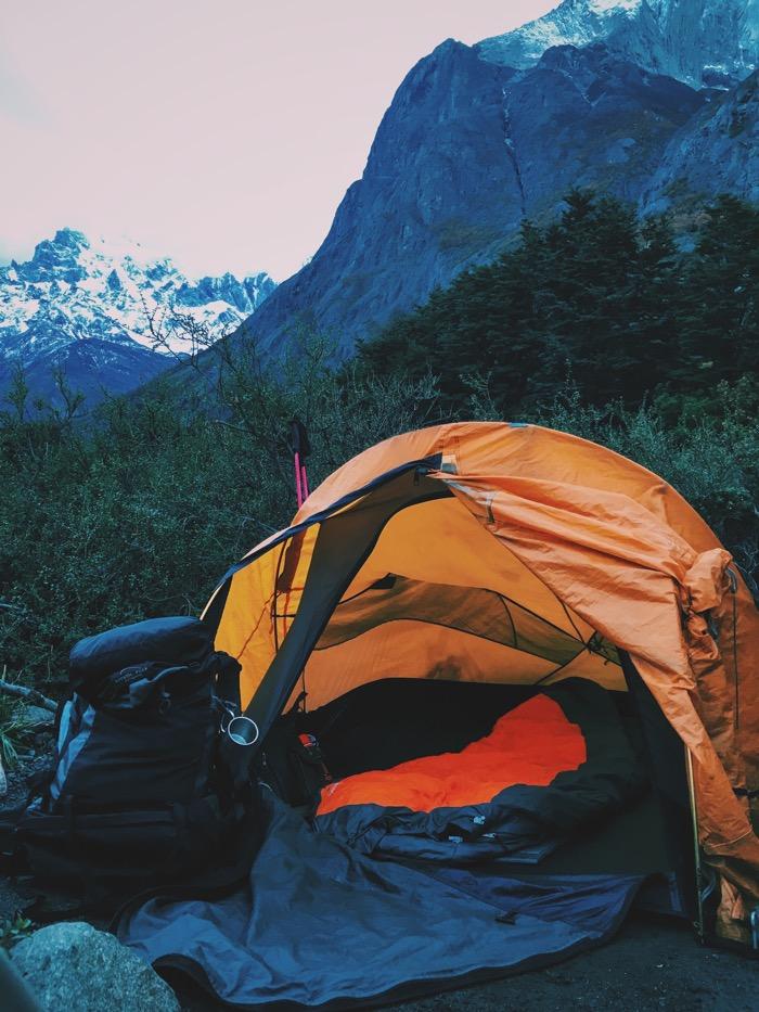 TDP Tent
