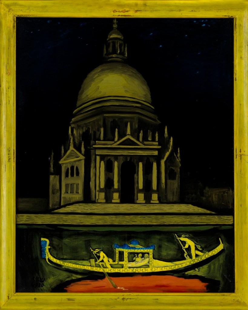 Venedig 2 J.F. Willumsen