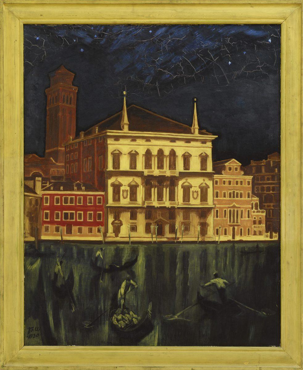 Venedig 4 J.F. Willumsen