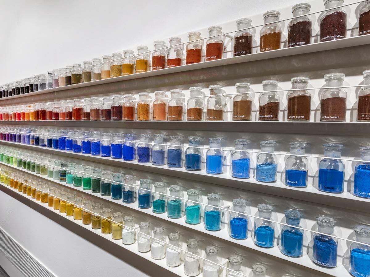 Alkymistens Laboratorium på Willumsens Museum